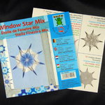 "Bastel-Set ""Window Star"""